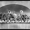 Roberts Golden State Band, Ambassador Skating Pavillion, Southern California, 1928