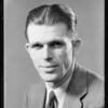 Portrait of Mr. Philippi, Southern California, 1932