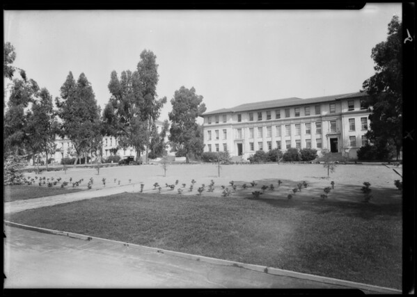 Franklin Park, Southern California, 1924