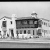 Leimert Park houses and flats, Los Angeles, CA, 1928