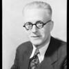 Mr. Joe O'Sullivan, Mr. Ed O'Sullivan, and Mr. Walsh, Southern California, 1932