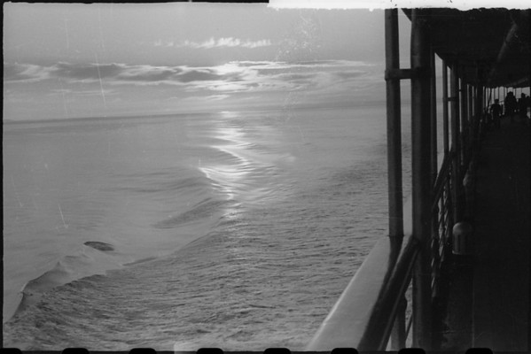 Boat trip Victoria to Seattle, train trip Portland to Los Angeles, [s.d.]