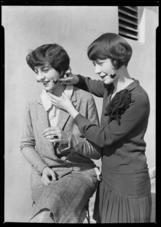 Turkey promotion, Southern California, 1927