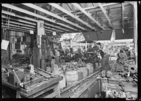 Haverty and Co. Plumbing, Southern California, 1925