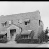 Home, 3221 & 3223 West Adams Boulevard, Los Angeles, CA, 1926