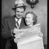 Ken Murray, Southern California, 1933