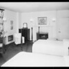 Apartment interiors, The Town House, 639 South Commonwealth Avenue, Los Angeles, CA, 1933