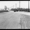 Intersection of Avalon Boulevard and San Pedro Street, Carson, CA, 1933