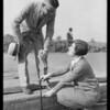 Leimert Park publicity, Los Angeles, CA, 1927