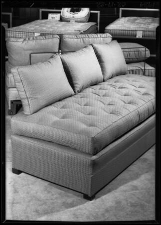 Furniture, Broadway Department Store, Los Angeles, CA, 1934