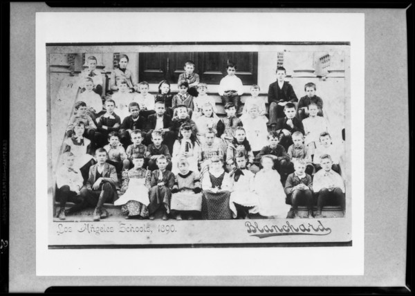 Old photos, May Co., Southern California, 1931