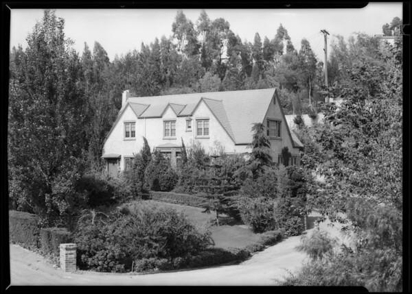 1010 Cove Way, Beverly Hills, CA, 1928