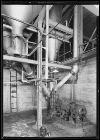 Installation at Los Angeles Fertilizer Co., Southern California, 1933