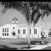 Church, La Salle Avenue and Santa Barbara Avenue [West Martin Luther King Jr. Boulevard], 1561 West Martin Luther King Jr. Boulevard, Los Angeles, CA, 1932