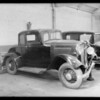 Ford, Frieda Hertzhord owner, File #CCTAI-5264, Southern California, 1933