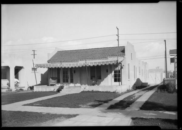 5728 South Manhattan Place, Los Angeles, CA, 1924