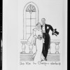 Wedding announcement, Southern California, 1934