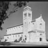 Santa Monica Church, Southern California, 1925