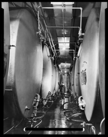 Monarch Brewing Company, Southern California, 1939