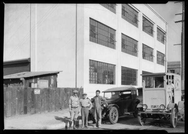 L.A. Creamery, Southern California, 1926