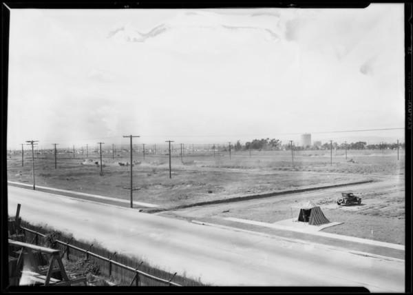 Vermont Avenue Knolls, Los Angeles, CA, 1928