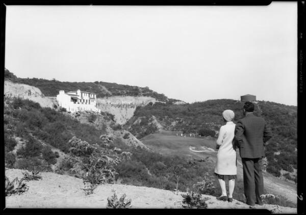 Homes in Annadale, Pasadena, CA, 1928