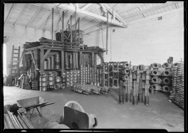 Johnson Pump Corp.--East 8th Street & South Santa Fe Avenue, Los Angeles, CA, 1925
