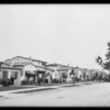 Leimert Park homes, Los Angeles, CA, 1929