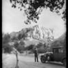 Scenics on trip, Southern California, 1932