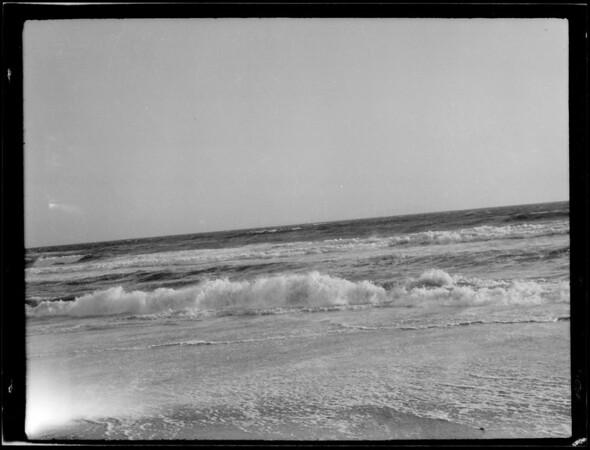 Hollywood Beach, Southern California, 1927