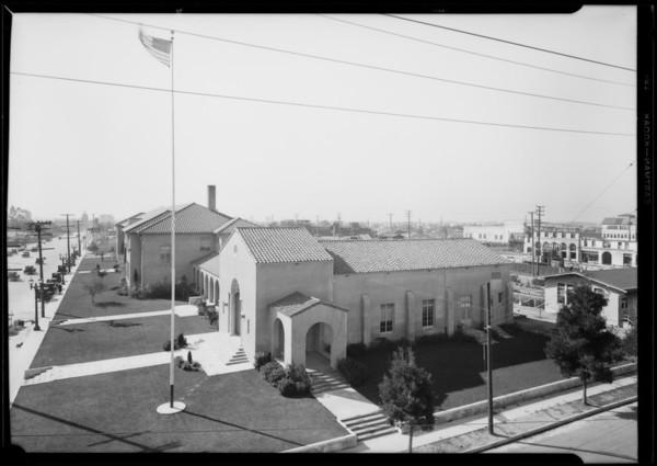 Vine Street School, Los Angeles, CA, 1928