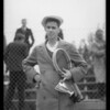 City championship, tennis, Griffith Park, Los Angeles, CA, 1932
