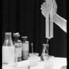 Shots in laboratory, Southern California, 1931