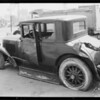 Buick coupe, Jocum, owner & assured, File #6961, Southern California, 1933
