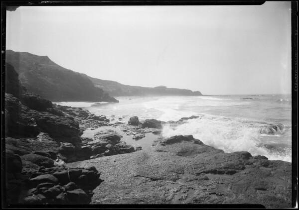 Tahiti Beach, Southern California, 1927
