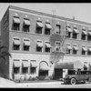 Hobart apartments, 532 South Hobart Boulevard, Los Angeles, CA, 1925