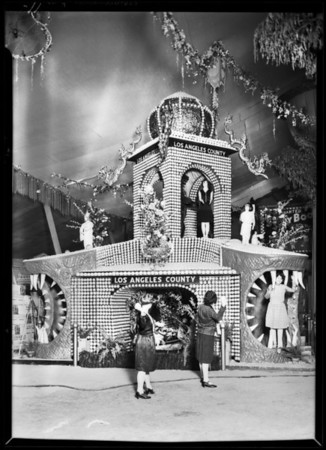 National Orange Show, Southern California, 1927