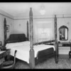 Bedroom at 333 South Norton Avenue, Los Angeles, CA, 1926
