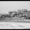 Exterior of Monte Sano Hospital, Los Angeles, CA, 1933