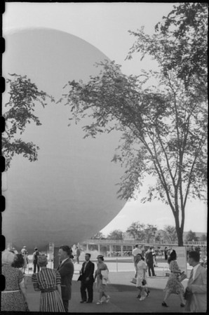 New York World's Fair, New York, NY, 1939-1940
