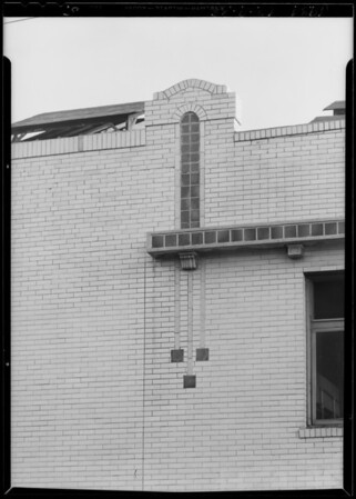 Building at 1045 Wall Street, Los Angeles, CA, 1934