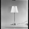 Lamps for Xmas, Bullock's, Southern California, 1933