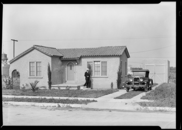 Rosewood publicity, Los Angeles, CA, 1928