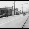 Dr. Walter Mossner case, 8570 Santa Monica Boulevard, West Hollywood, CA, 1933