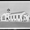 Church on La Salle, Santa Barbara, CA, 1932