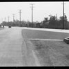 Intersection of Avalon Boulevard and San Pedro Street, Carson, CA, 1933