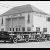 Conner-Johnson Company fleet, Southern California, 1934