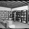 Shelving at Walker Electric, Southern California, 1925