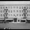 Apartments in Hollywood, Los Angeles, CA, 1926