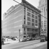 N.B. Blackstone building, Los Angeles, CA, 1931
